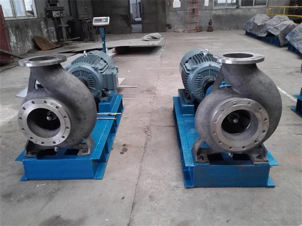 CZ蜗壳式钛材离心泵