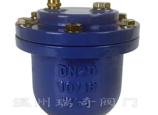 微量排氣閥-ARVX