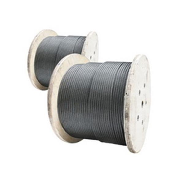 316L不锈巨大钢包塑绳 河源∏不锈钢钢丝绳厂家 配件加工