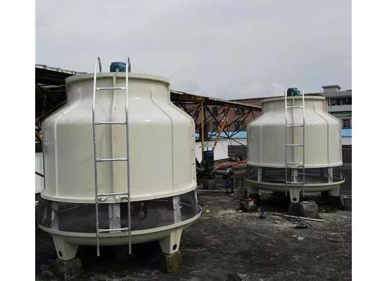 陽江60T逆流式圓形冷卻塔廠家(直銷)