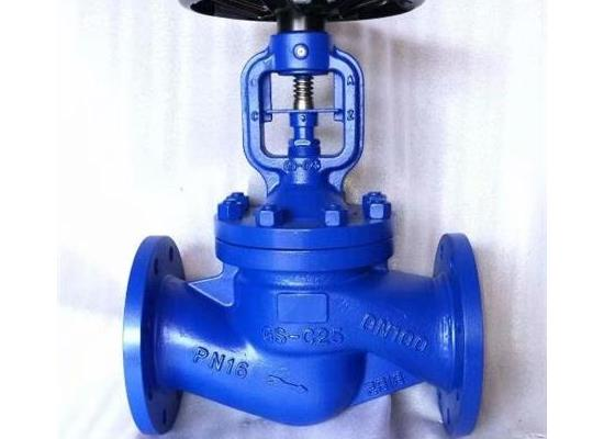 WJ41H-16C蒸汽波紋管截止閥