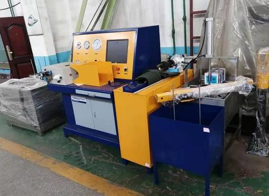 消防氣瓶檢測線設備 IG541瓶/七氟丙烷/CO2瓶成套設備