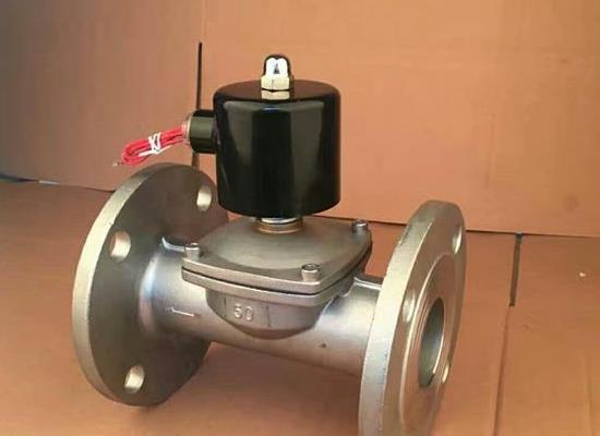 2W不锈钢304蒸汽电磁阀