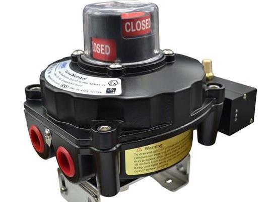 限位开关内置电磁阀一体式ALSD-400C1S5M2