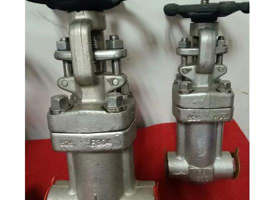 WZ11W-800LBP鍛不銹鋼美標波紋管閘閥