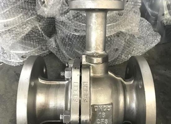 DQ41W-16P不銹鋼低溫球閥