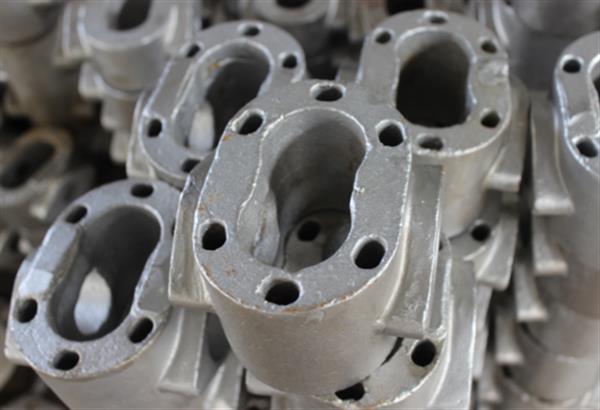钢铸件油泵 �Z体