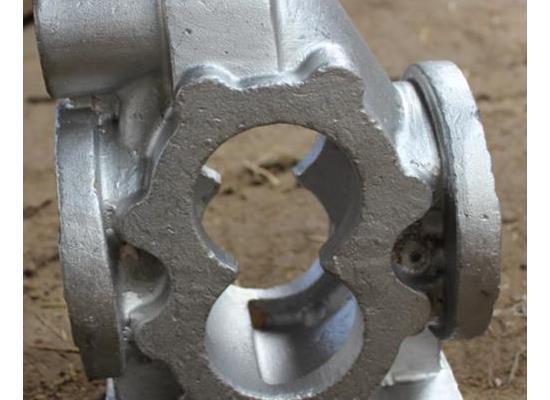 鋼鑄件泵體