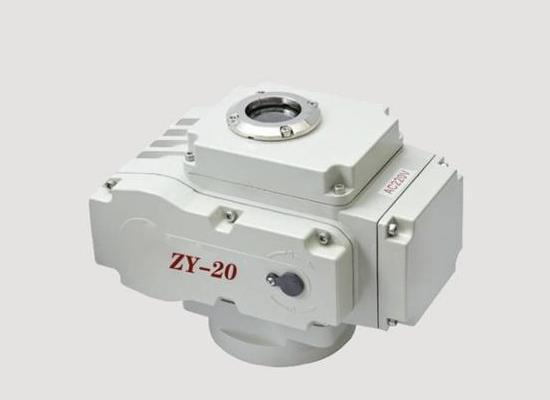 ZYS-10 ZYS-20精小型电动执行器
