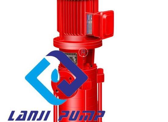 XBD-LG高層立式多級給水消防泵