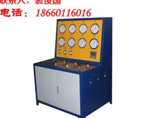 安全阀校验台设备试验说明书 SVT-400价格