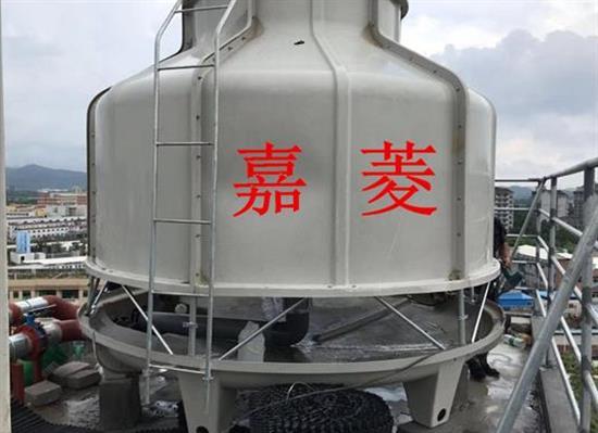 冷却塔噪音控制方法