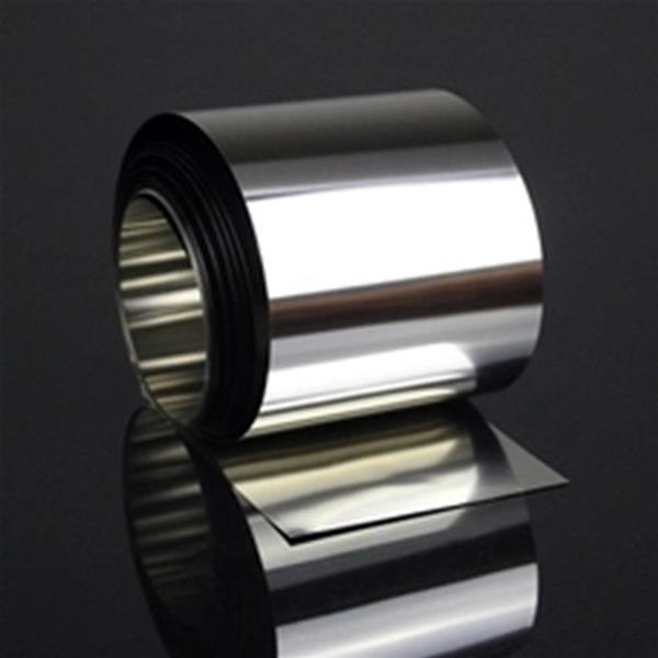 301特硬不锈钢带HV500度 0.2mm弹簧片