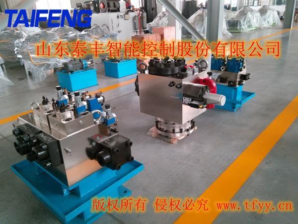 销售专��力又增�q了一些业制造研发1200吨龙门�剪专用二通插装阀