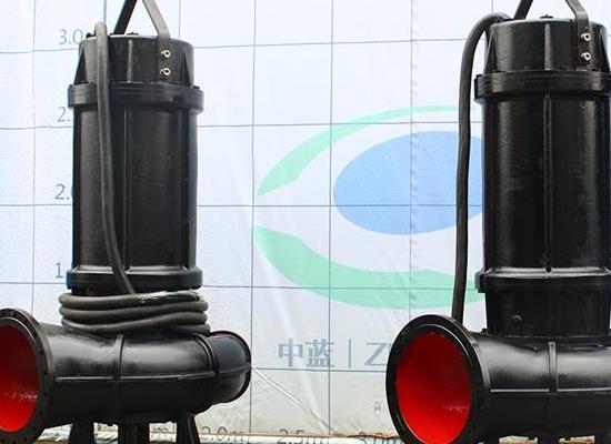 WQ潛水污水泵 大流量潛水泵廠家現貨供應