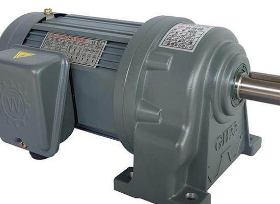 臺灣萬鑫GH22-200-35 壓鑄機用臥式減速電機