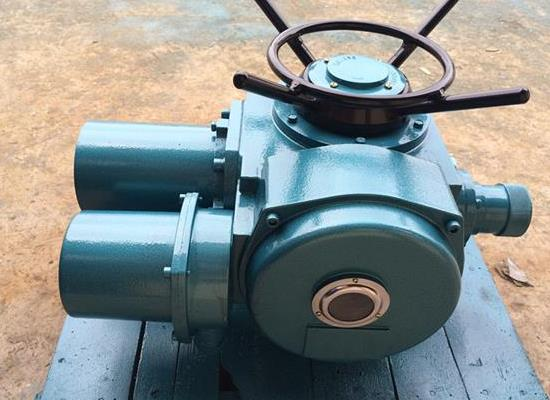 多回转Z20-18W Z15-18W电动执行器