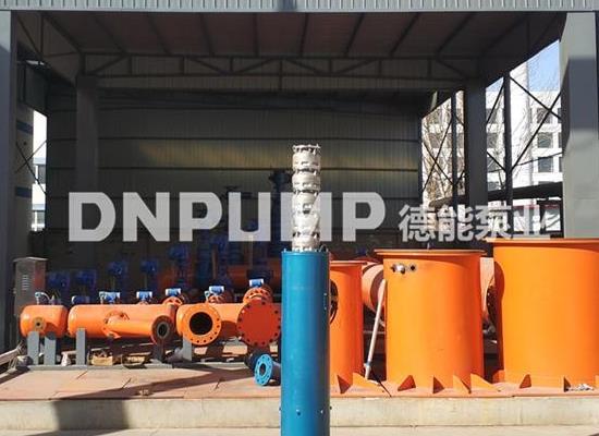 高扬程井用潜水泵