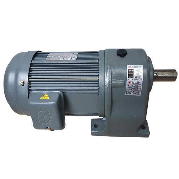 万鑫GH32-200-900瓦楞机用卧式齿轮减速电机