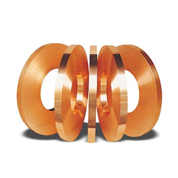 高純壓延T2紫銅帶 C1100紫銅帶 紅銅帶