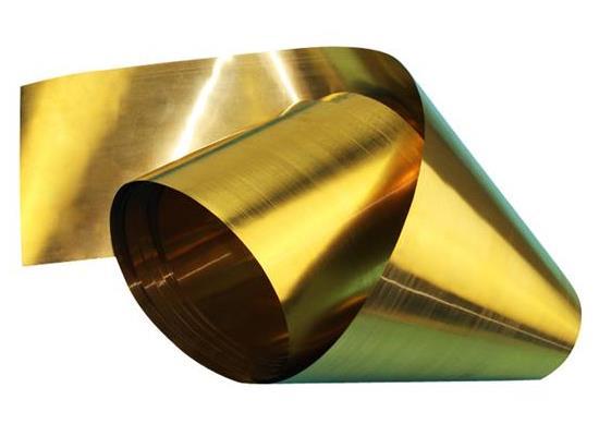 止水铜带1.0*600MM宽 白铜带价格