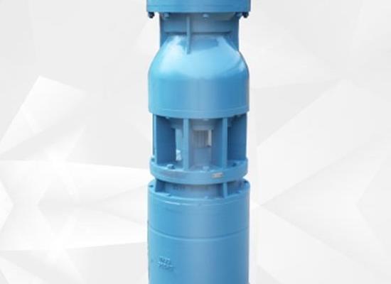 中吸式潜水轴流泵
