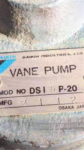 DSI5P-20油泵VANE PUMP日本DAIKIN葉片泵