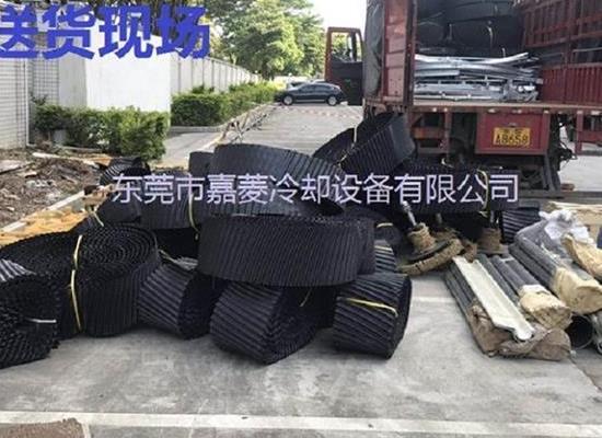 溫降5度-深圳惠州東莞300T方形冷卻塔廠家便宜直銷