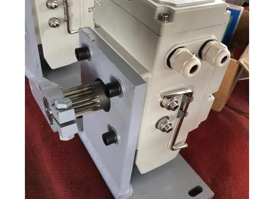 DY-160Z DY-250Z智能型电动执行器(底座拐臂式)