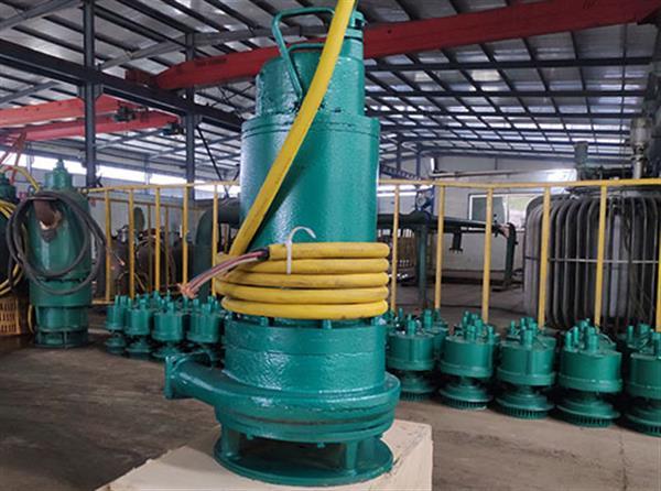 BQS30-30-5.5/N礦用潛水泵廠家直銷 證件齊全