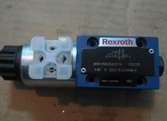 力士樂電液比例閥DBDH6K1X/100特點及參數選型
