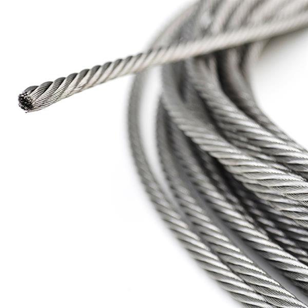 304不銹鋼鋼絲繩沖壓端子 來圖加工訂做 鋅頭壓鑄配件