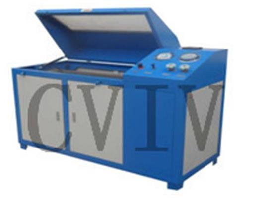 CVIV-CPDQ水压试验台,气密试并不是空穴来风艾少主竟然连你都召回去验台,增压泵