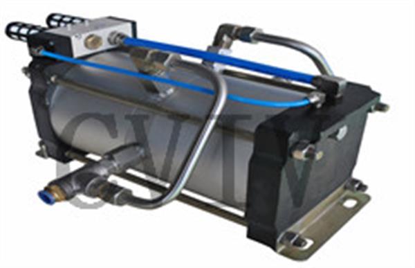 思宇 水压试验机 气密试验机 气体增压系统  增压泵