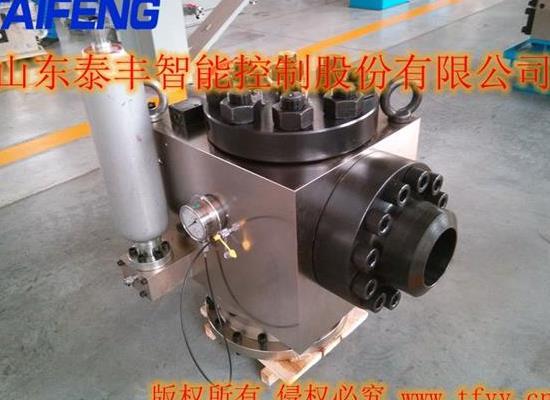 專業研發制造重型液壓剪切機專用二通插裝閥、閥組
