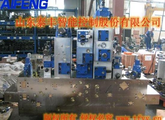 專業制造研發1200噸龍門剪專用二通插裝閥