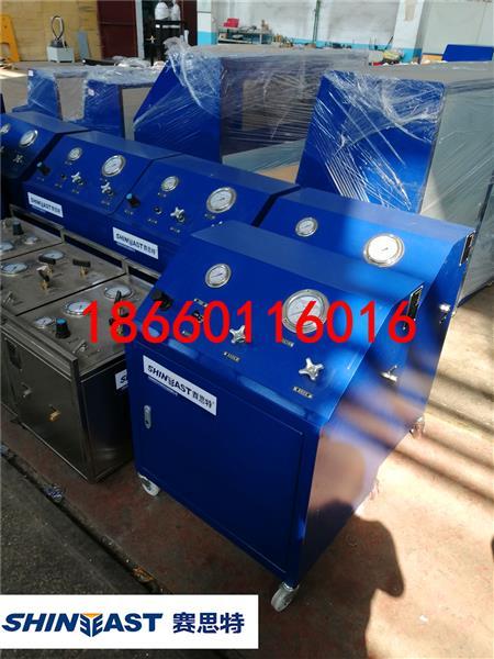 河北省供應氣體增壓泵系統 氮氣增壓機 氣體增壓泵