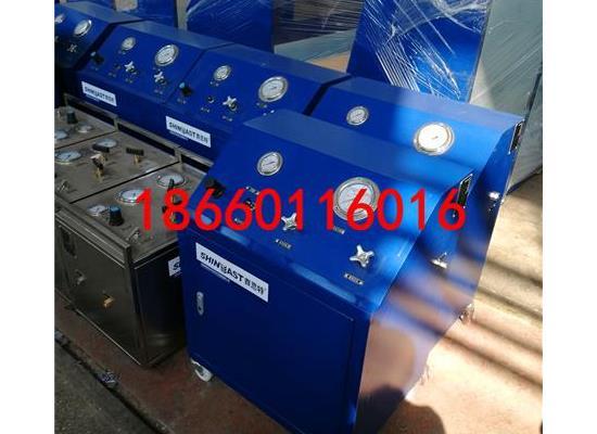 河北省供应气体增压泵系统 氮气增压机 气体增压泵