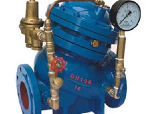 JD745X 型 PN10~PN25 多功能水泵控制阀