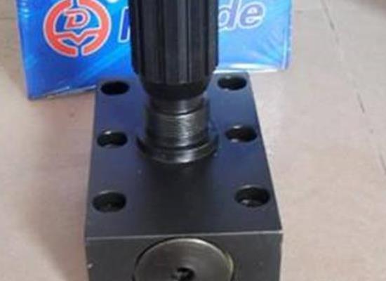 北京华德叠加式液控单向阀Z2S10B2-20B/工作原理