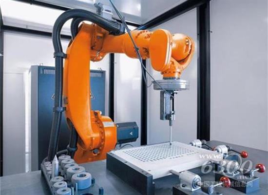 富宝科技:精密减速机助力,工业机器人超出想象