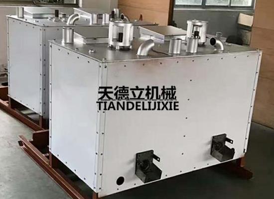 RRHX熱熔釜 煮料機熔料機 1.2噸雙缸液壓熱熔釜