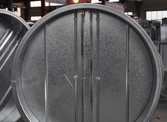 长期供应圆形防火阀防火温度可达70°和280°3C认证