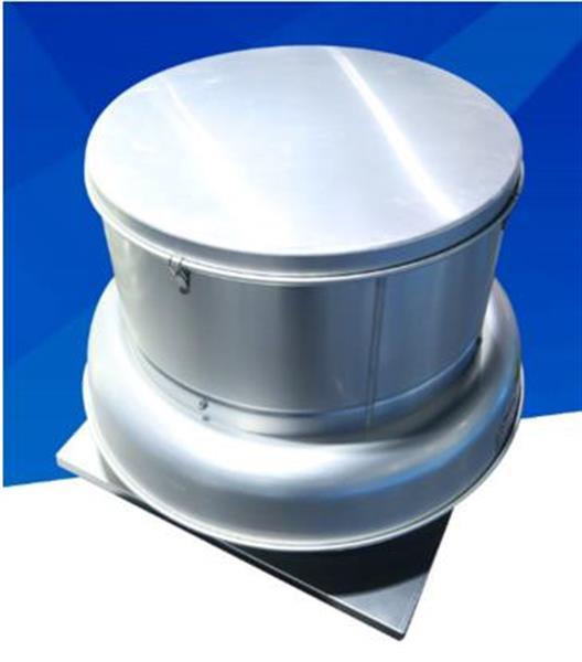 長期供應屋頂風機節能環保低噪音通風機器鋁制玻璃鋼不銹鋼可定制