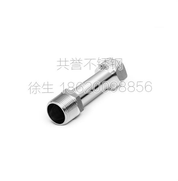 大量供应管外丝接头 短管 自来水短管4分短管