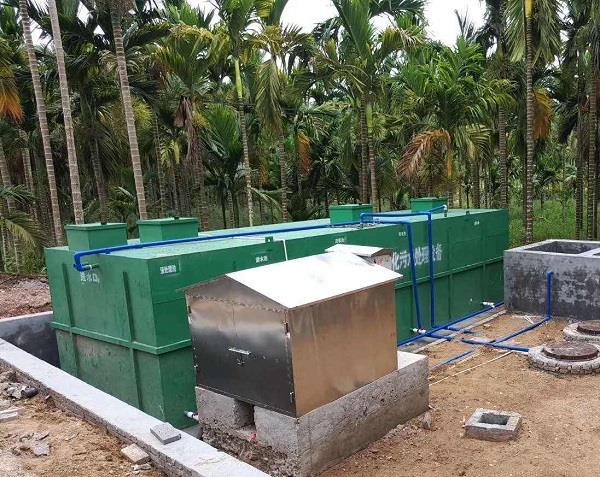 常州光標一體化污水處理設備