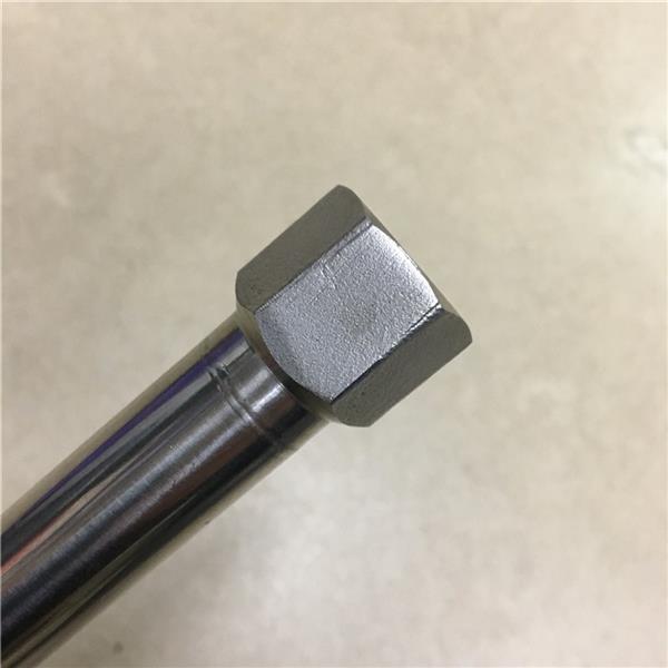 水表立柱DN15短管  自來水表前304穩流器 不銹鋼水表接