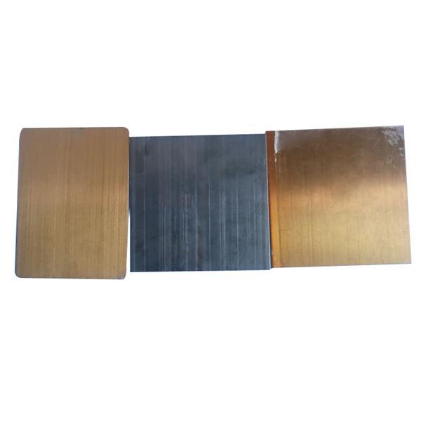 C5101磷銅板 紅銅板 現貨供應拉絲黃銅板