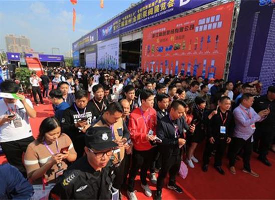 2019第十四届温州(金鹰)泵阀展览会将于10月25日开幕