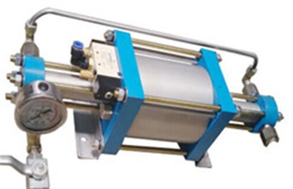 氣體增壓泵